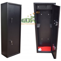 GDK 10  Gun cabinet, shotgun / scoped rifle cabinet, inner ammo
