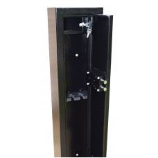 3 Gun cabinet with inner ammo safe, 1400mm