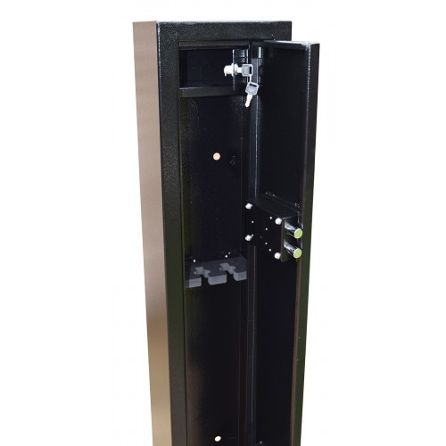 3 Gun cabinet with inner ammo safe, 1400mm