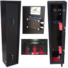 3 Gun cabinet, shotgun, rifle safe