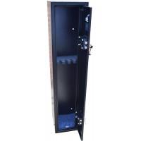 5 Gun cabinet, extra tall, extra deep, 1420mm