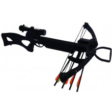 Chace sun 175lb compound crossbow, Black