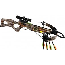 Chace Sun 175lb compound crossbow, camo