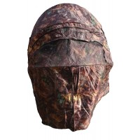 Camouflage shooting hide out, camo shooting tent