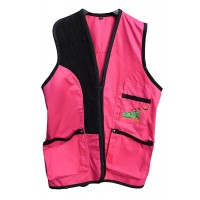 GDK Pink skeet vest, shooting vest