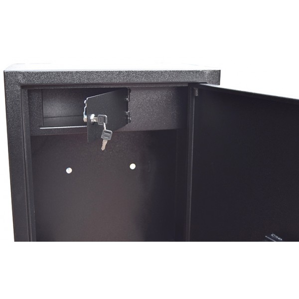 gun cabinet shotgun rifle safe inner ammo safe
