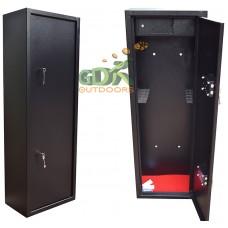 8-10 Gun cabinet, shotgun, rifle safe, inner ammo safe
