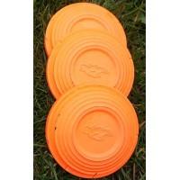 150 Orange Standard clay targets