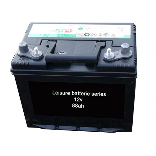 Clay pigeon trap 88ah leisure battery
