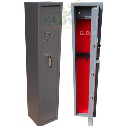5 Gun cabinet, Digital, inner ammo safe