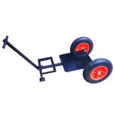 2 Wheel trolley for auto clay pigeon trap
