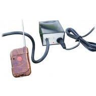 70m wireless clay trap hand remote