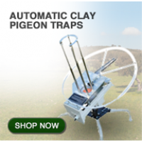 Automatic clay pigeon traps