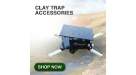 Clay trap accessories