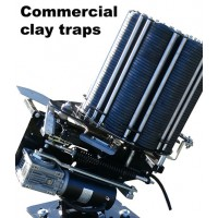 commercial clay traps