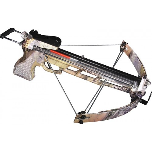 Little panther camouflage crossbow pistol