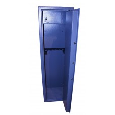 Firearm, 10 gun cabinet, vault locking