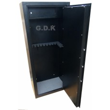 Digital 14 Gun cabinet with inner ammo safe