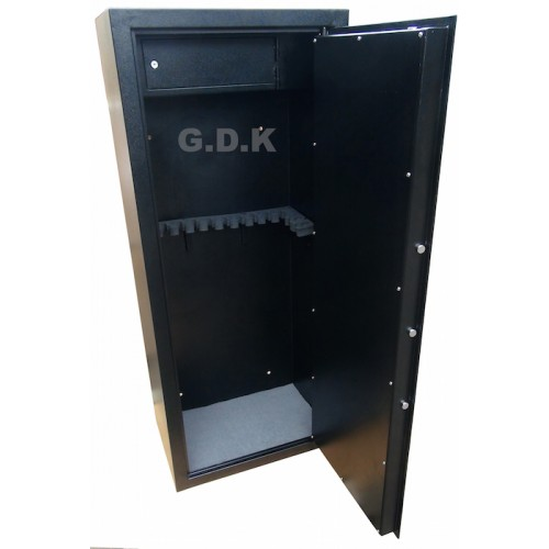 14 Gun cabinet with  inner ammo safe