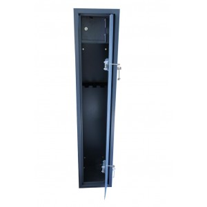 4 Gun cabinet with inner ammo safe