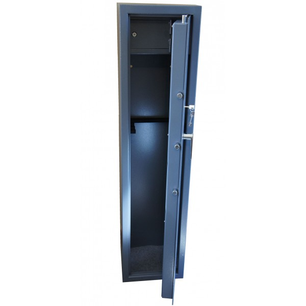 locking 6 Gun cabinet & ammo safe