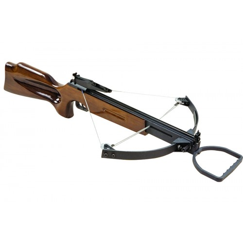 Leopard of the forrest, crossbow