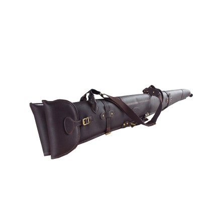 Double pu leather shotgun slip