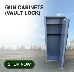 Gun cabinets, Gun Safes